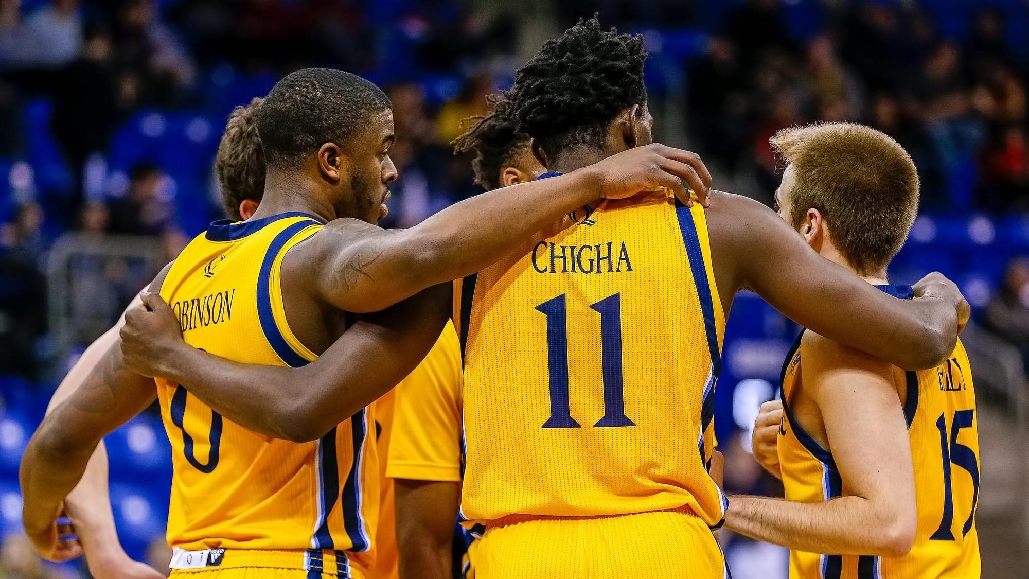 Quinnipiac basketball