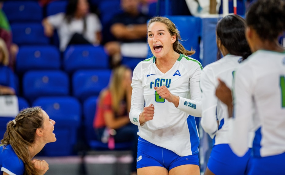 florida gulf coast volleyball