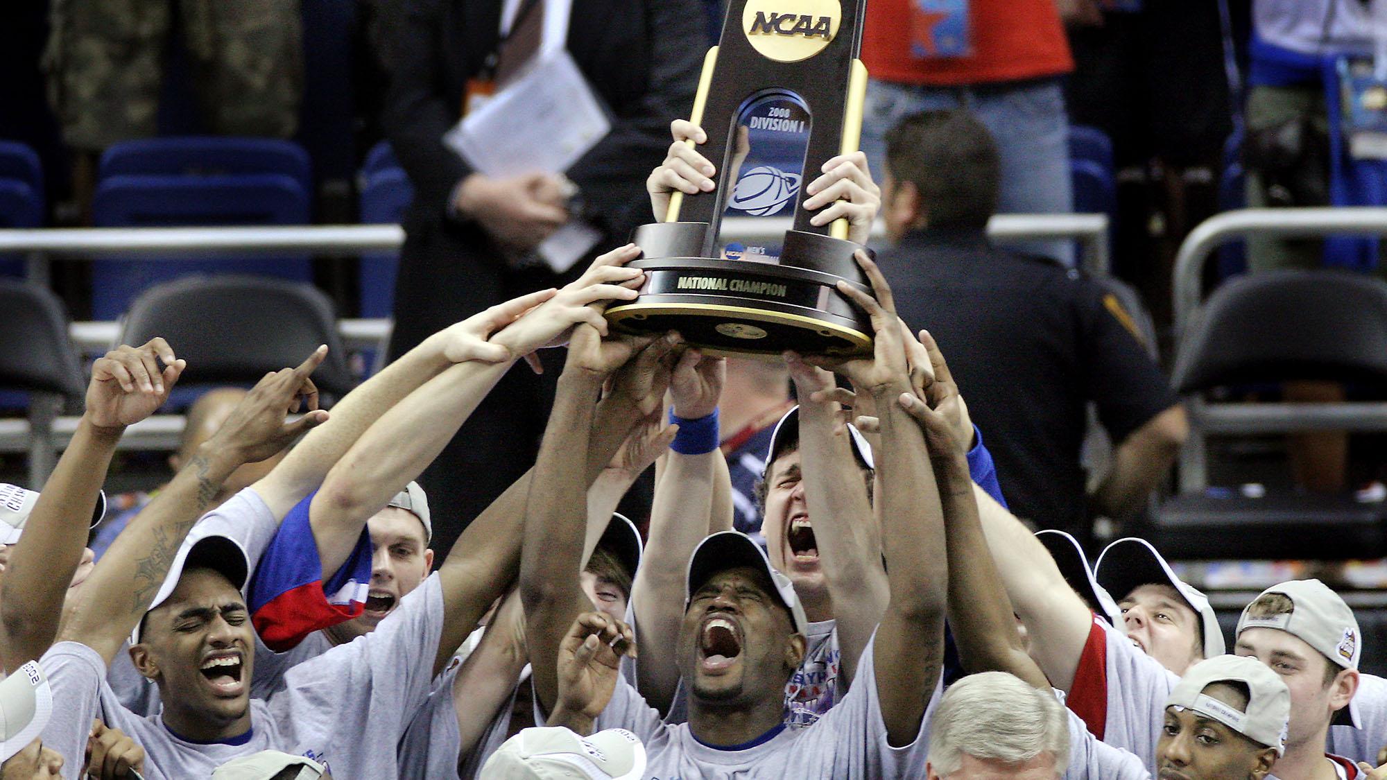 Kansas 2008 championship