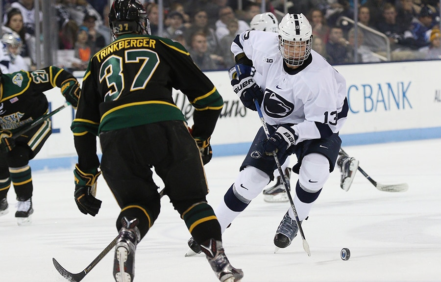 BIG10: Nikita Pavlychev's Four-goal Week Lands Him Atop Men's Hockey's Three Stars