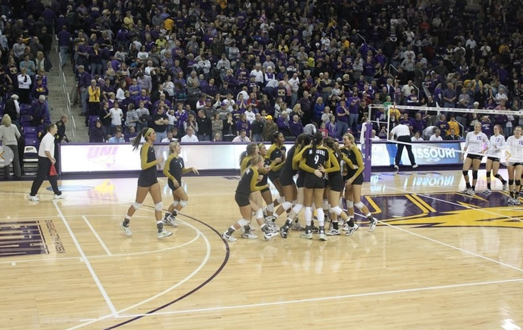 Missouri's win against Northern Iowa in 2010 is still the greatest upset in NCAA volleyball tournament history