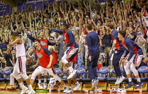 Gonzaga is the new No. 1 team and it's not a secret as to why