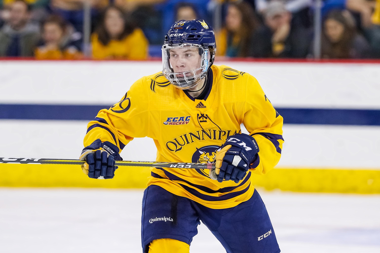 ncaa hockey stars of the week