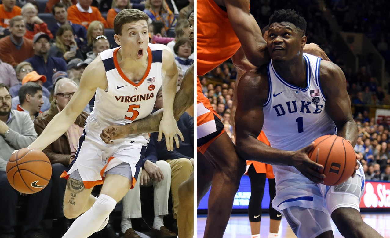 Virginia Vs Duke Prediction 3 Stats Tell Us Who Will Win This Top 5 Matchup Ncaa Com