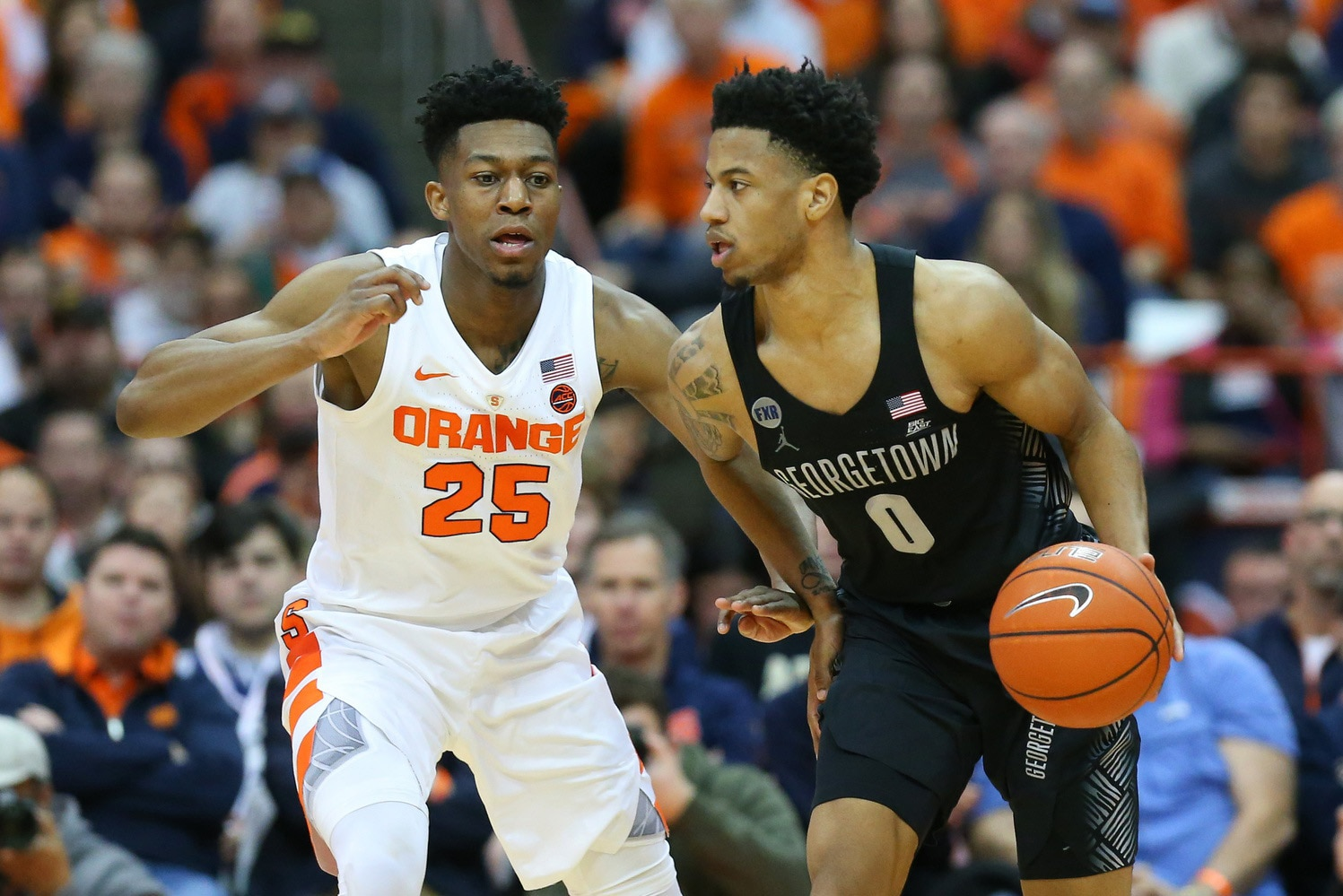 College Basketball's 10 Best Rivalries, Ranked