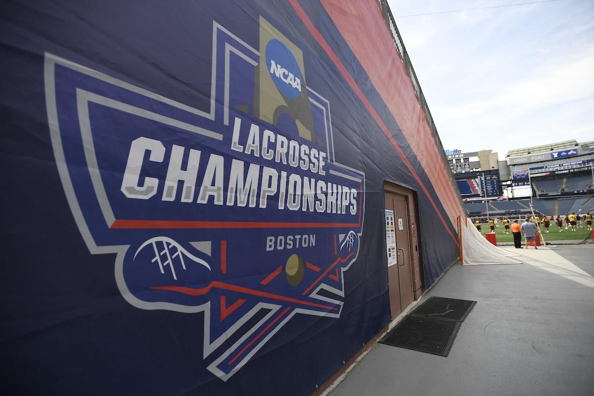 NCAA Men's Lacrosse DI rankings