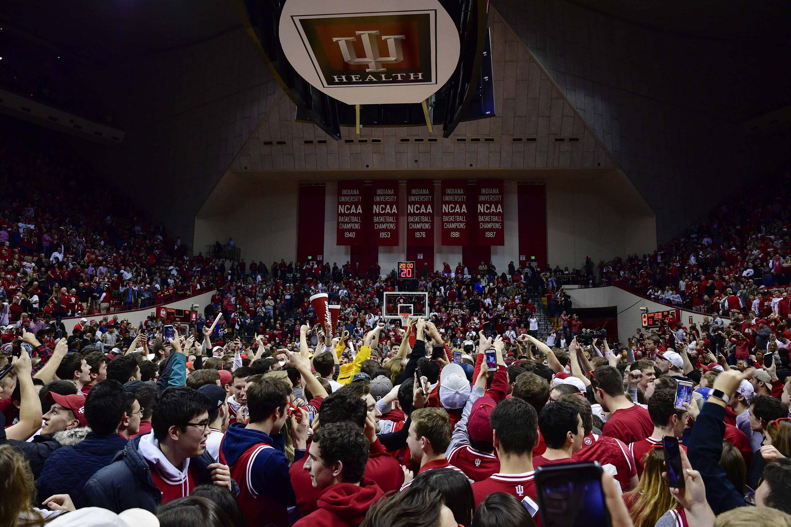 buy popular 95e94 9a902 3 takeaways from Indiana s upset of No. 6 Michigan State   NCAA.com