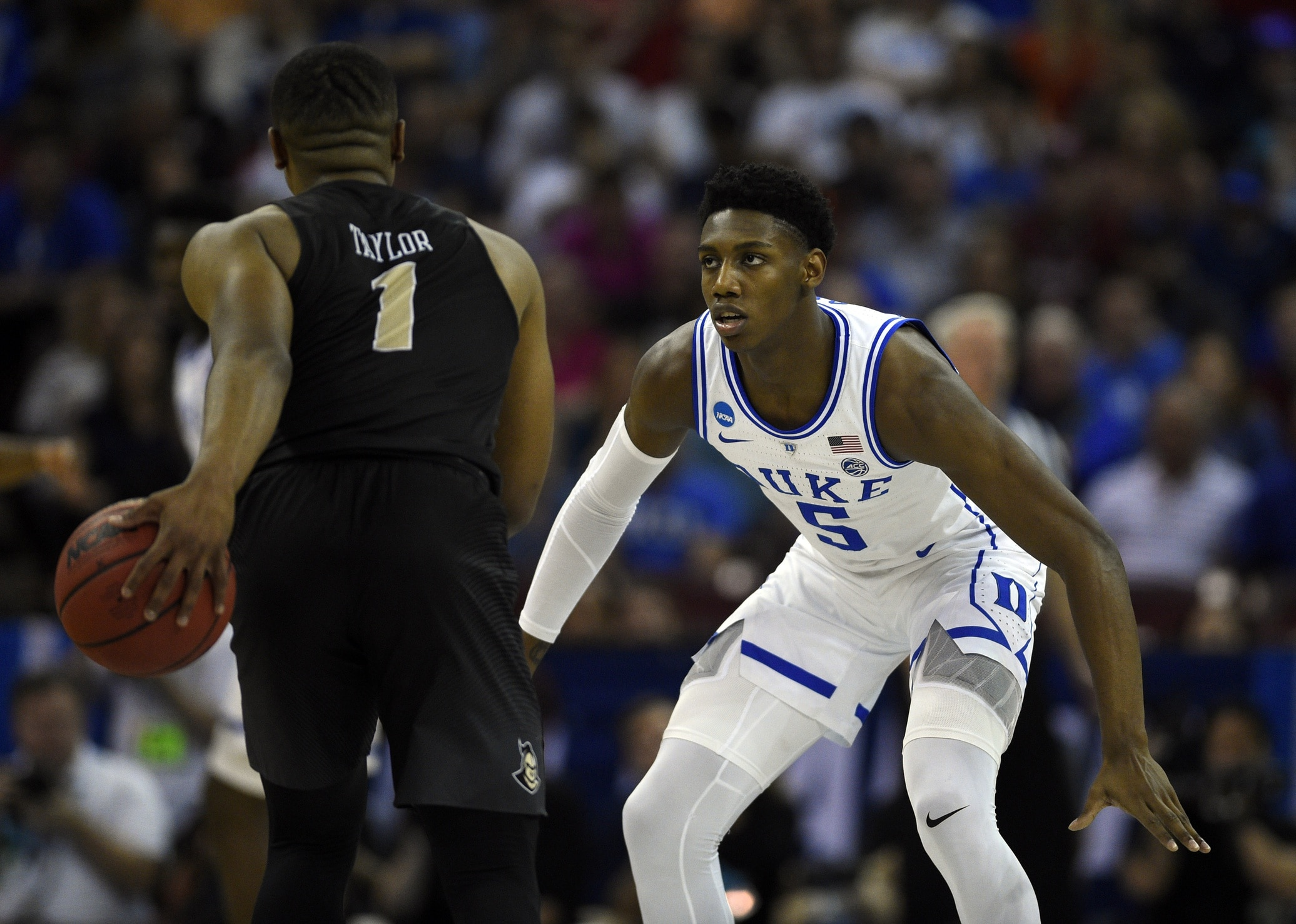 313d22efdcc UCF s battle against Duke means the Knights will linger — even after defeat