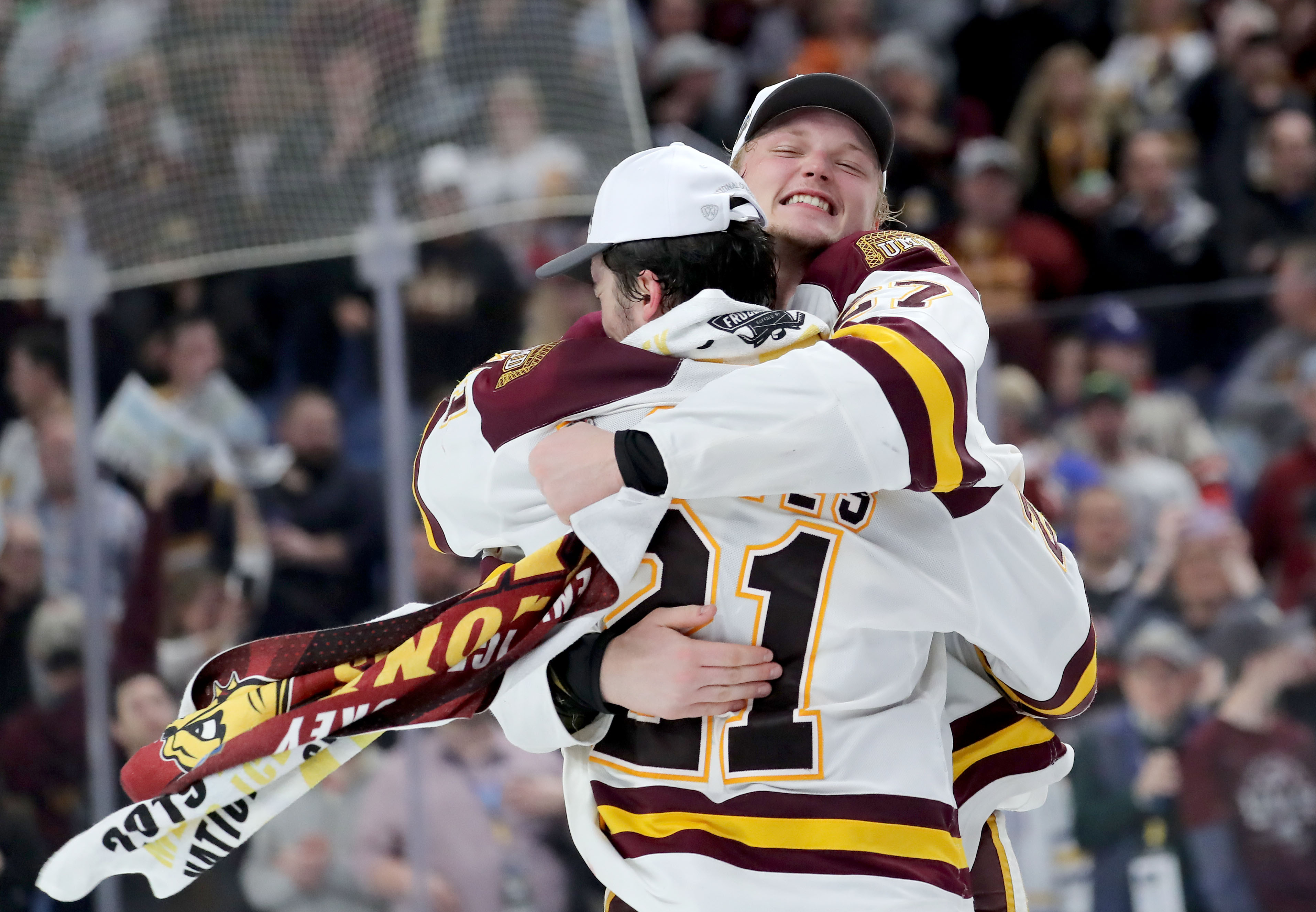 Frozen Four 2020 Dates Schedule For The Men S Ice Hockey