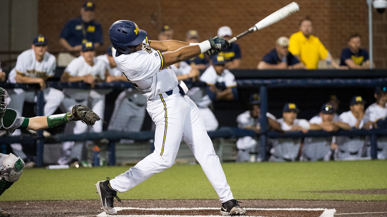 College baseball: From walk-on status to Bo Jackson comparisons