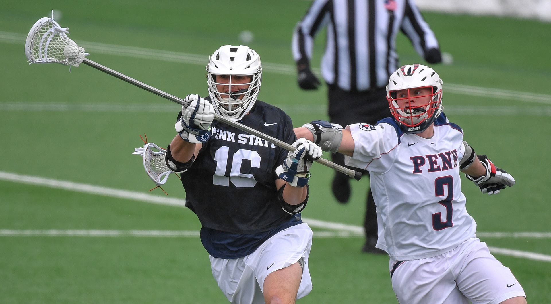 Di Men S Lacrosse Bracket Takeaways Yale S Path Not Easy Towson Vs