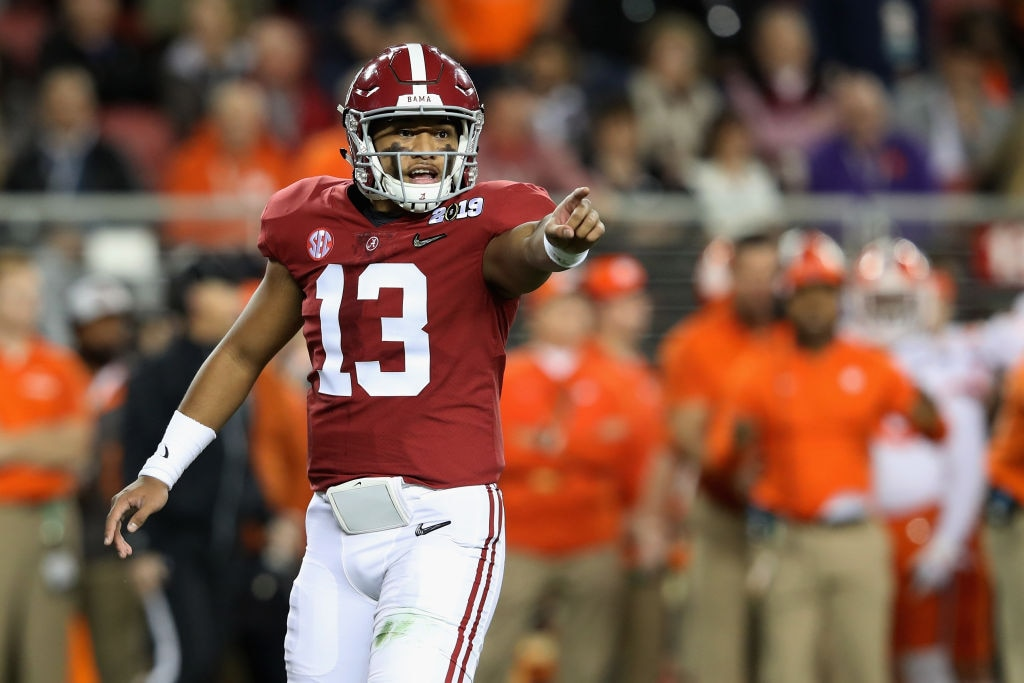 Alabama Football Schedule 2019 Dates Times Opponents