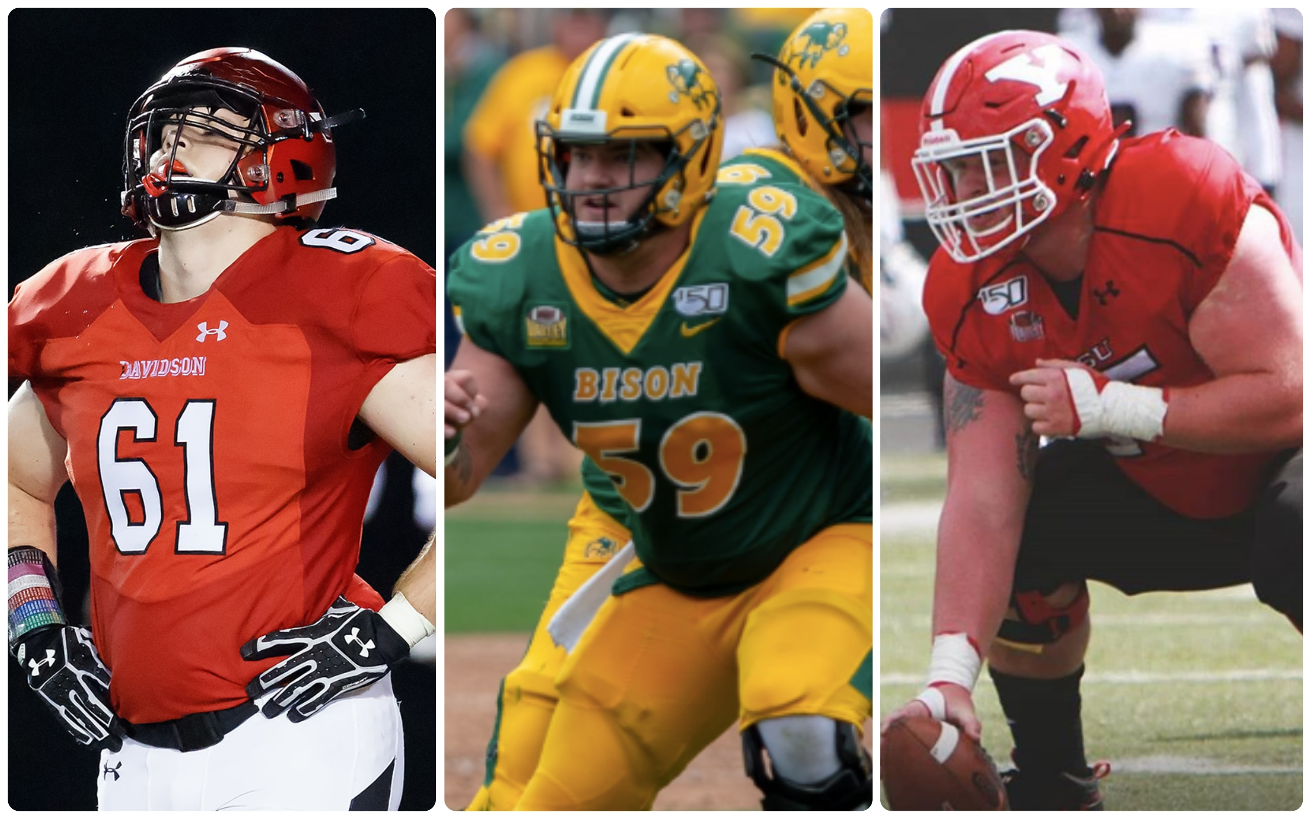 Best Offensive Lines 2020.The Best Offensive Lines In Fcs Football This Season By The