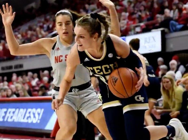 """Women's basketball: Georgia Tech stuns No. 4 N.C. State 65-61"" - Women's Basketball DAILY's Nuzzel Newsletter on Mon, Feb 17 2020"