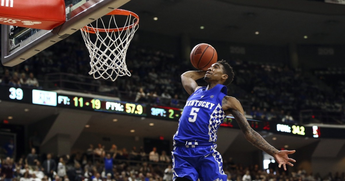 The 11 Best Kentucky Men S Basketball Players Of The 2010s