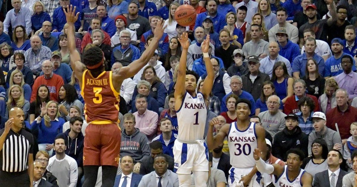 Devon Dotson, Kansas Jayhawks basketball