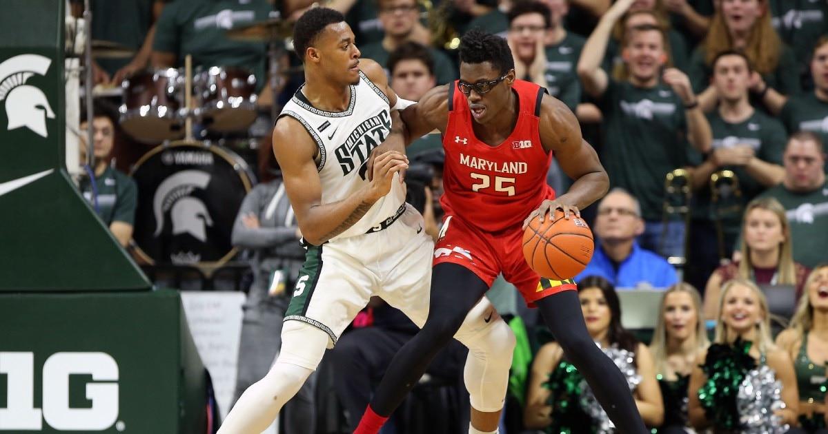Jalen Smith, Maryland Terrapins basketball