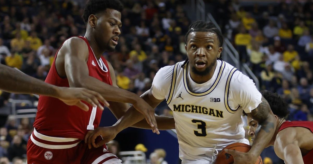 Zavier Simpson, Michigan Wolverines basketball