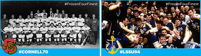 1970 cornell vs. 1994 Lake Superior State