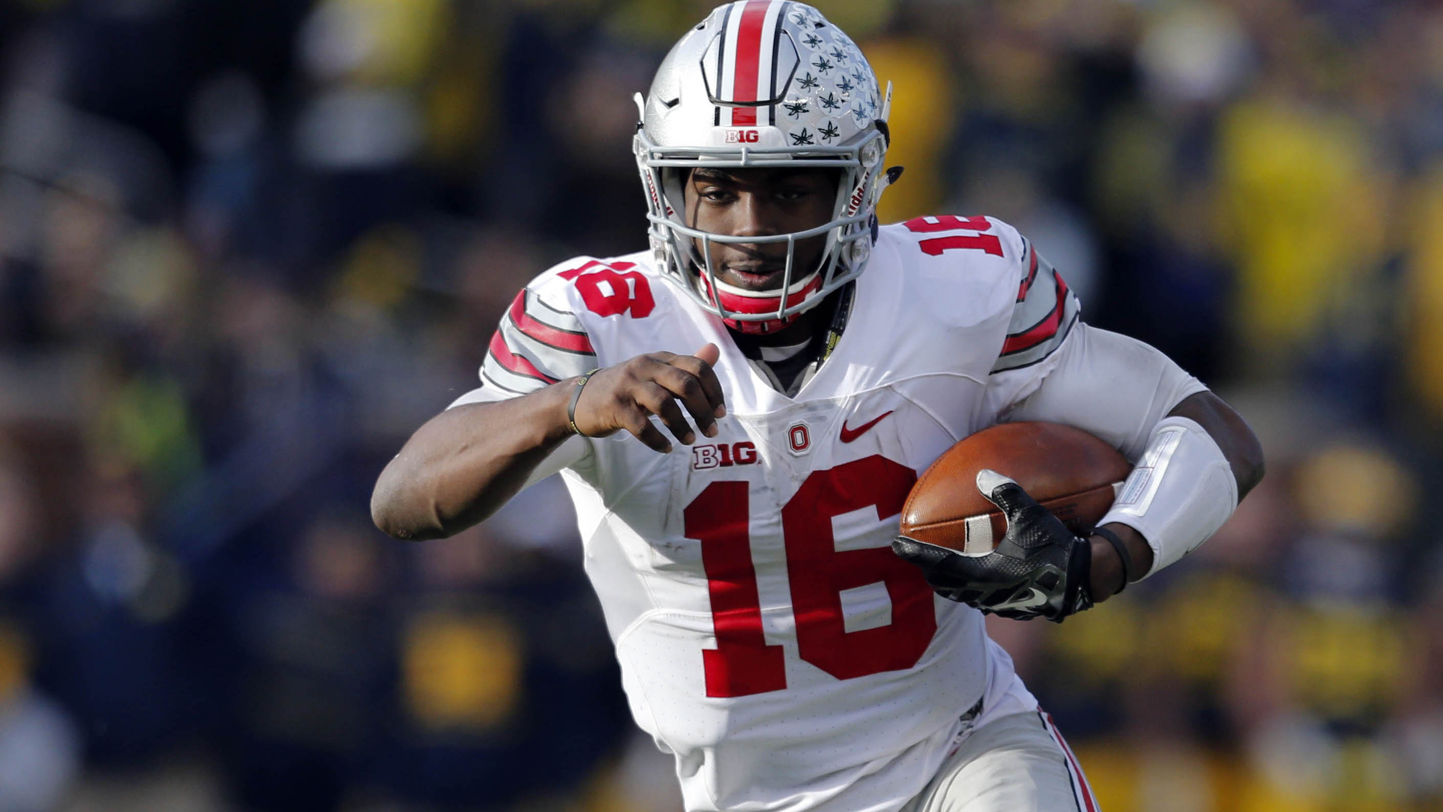 2016 college football schedule: ohio state headlines espn's big ten