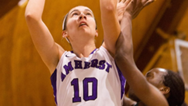 womens, basketball, amherst