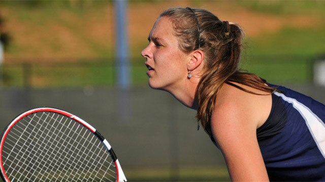 Auburn women's tennis