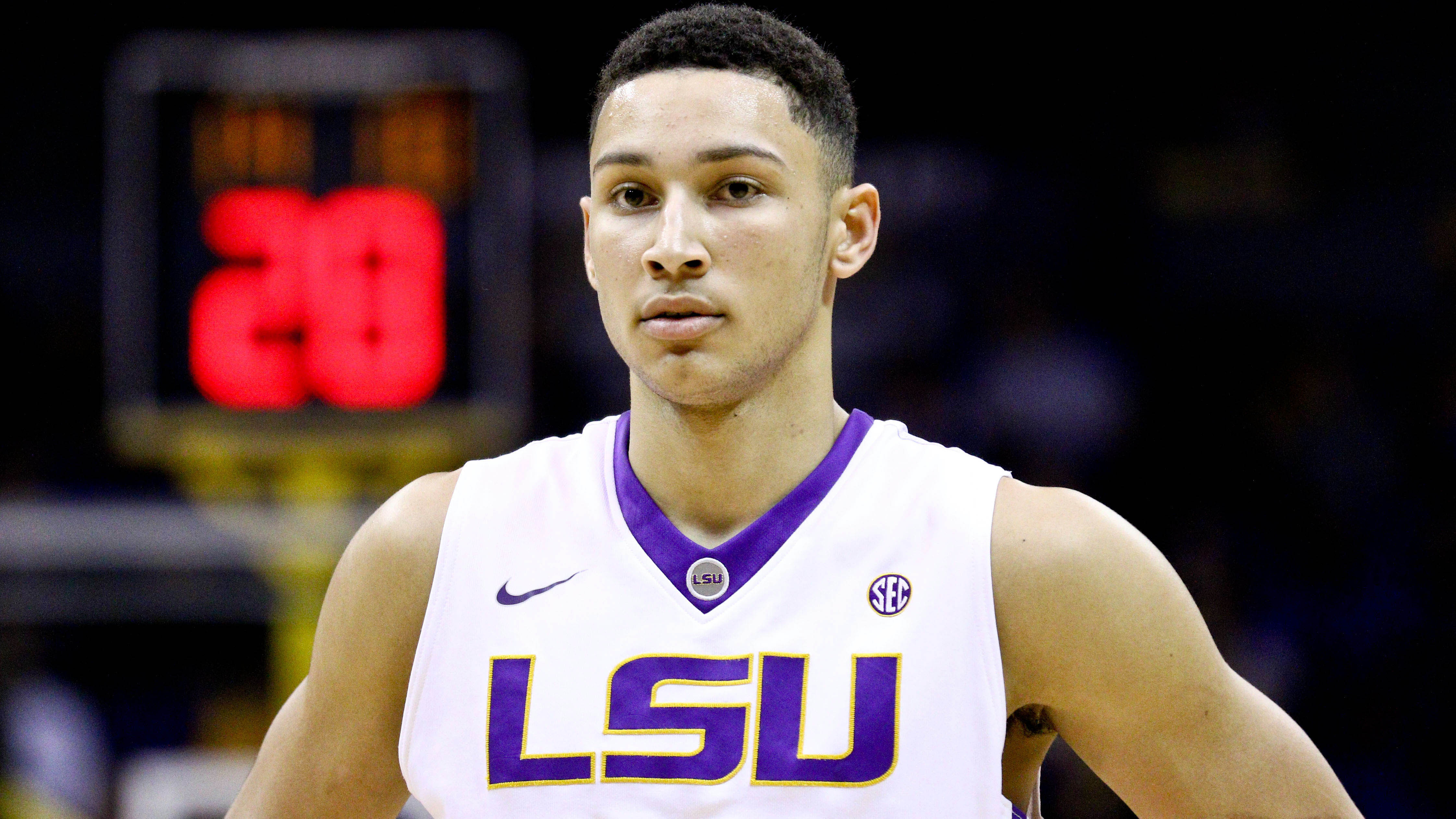 Ben Simmons Became The First LSU Player To Be Taken No 1 Overall Since Shaquille ONeal In 1992