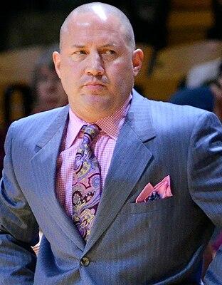 Virginia Tech's Buzz Williams