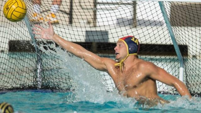 water polo, cal, UC irvine
