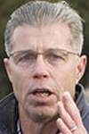 Southern Connecticut coach Rich Cavanaugh