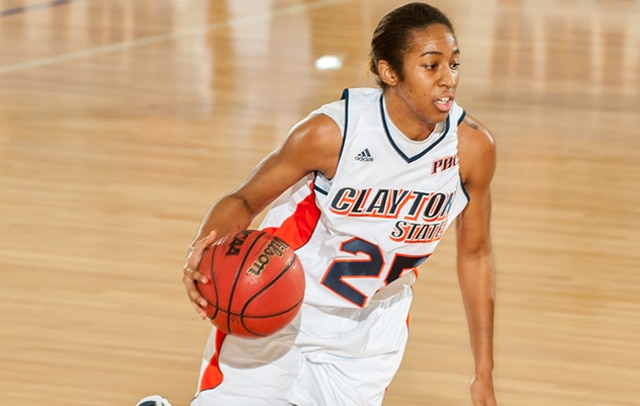 clayton state, southern poly, division II