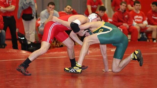 Cortland State Wrestling