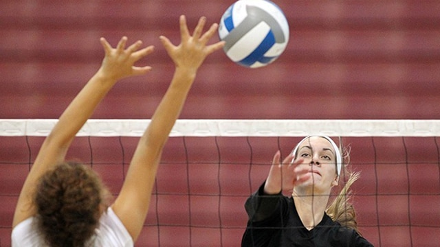 womens volleyball, Cal State San Bernardino