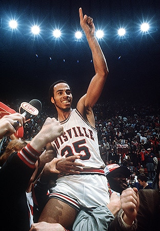 Louisville's Darrell Griffith