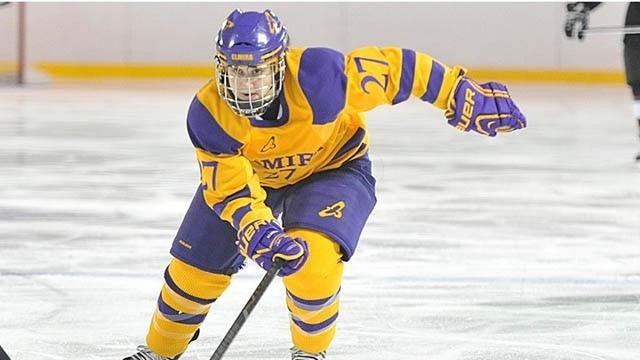 womens, ice, hockey, DIII, Elmira