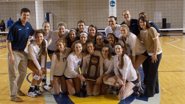 volleyball, division III, Emory