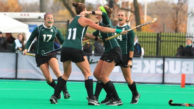 Field Hockey, Michigan State, Play-in
