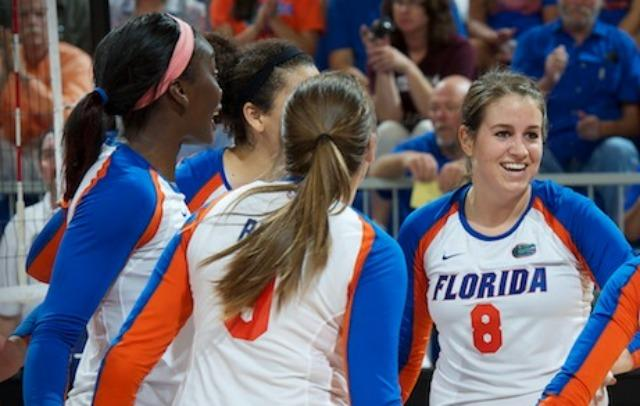 NCAA Volleyball, Florida