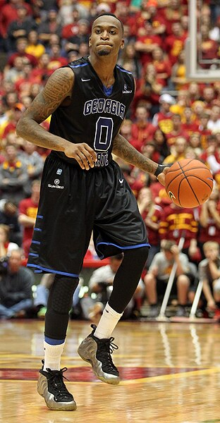 Georgia State's Kevin Ware