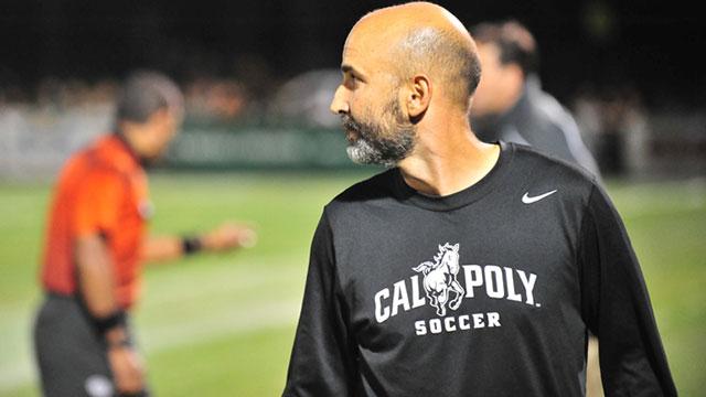 Former Cal Poly coach Paul Holocher