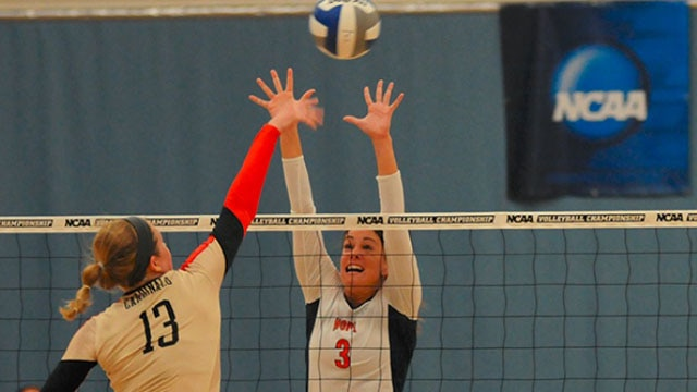 Division III volleyball, NCAA tournament, Hope