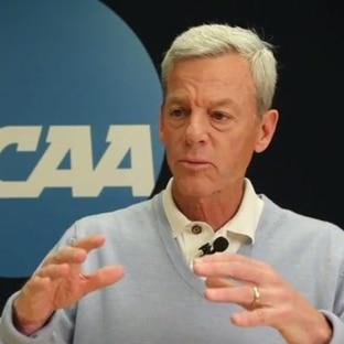 John Adams, NCAA national coordinator of men's basketball officiating