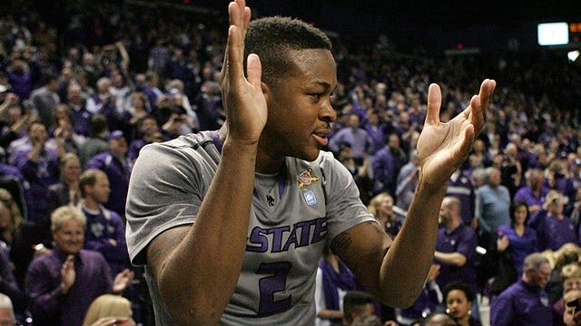 Kansas State's Marcus Foster
