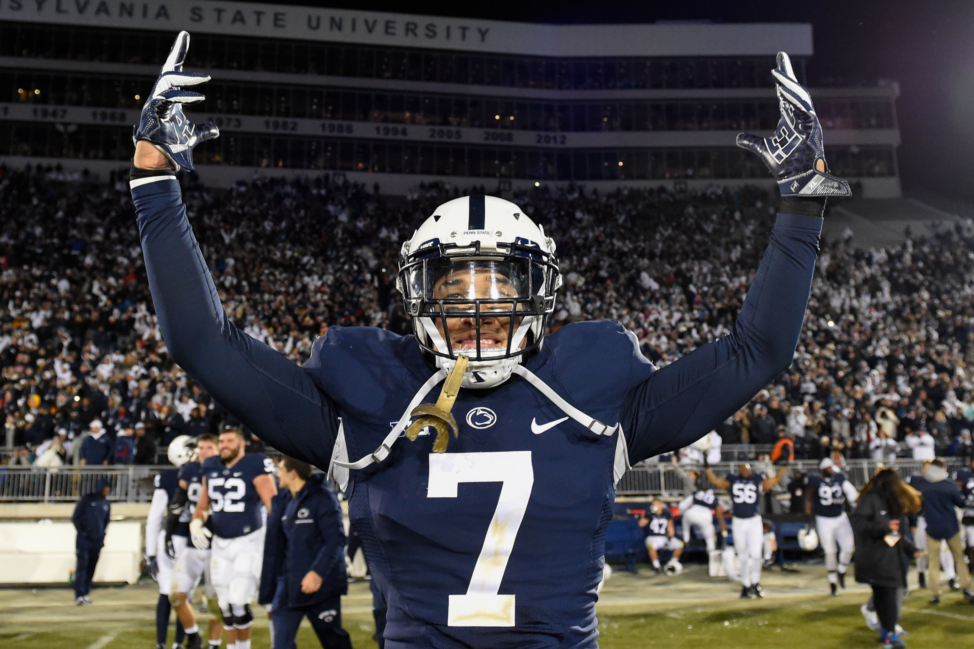 41f312482053 Penn State's Koa Farmer in a position to succeed at outside linebacker |  NCAA.com