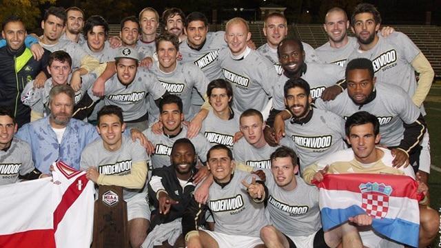 Division II soccer, Lindenwood, Men's