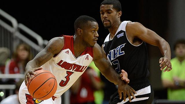 Louisville's Chris Jones