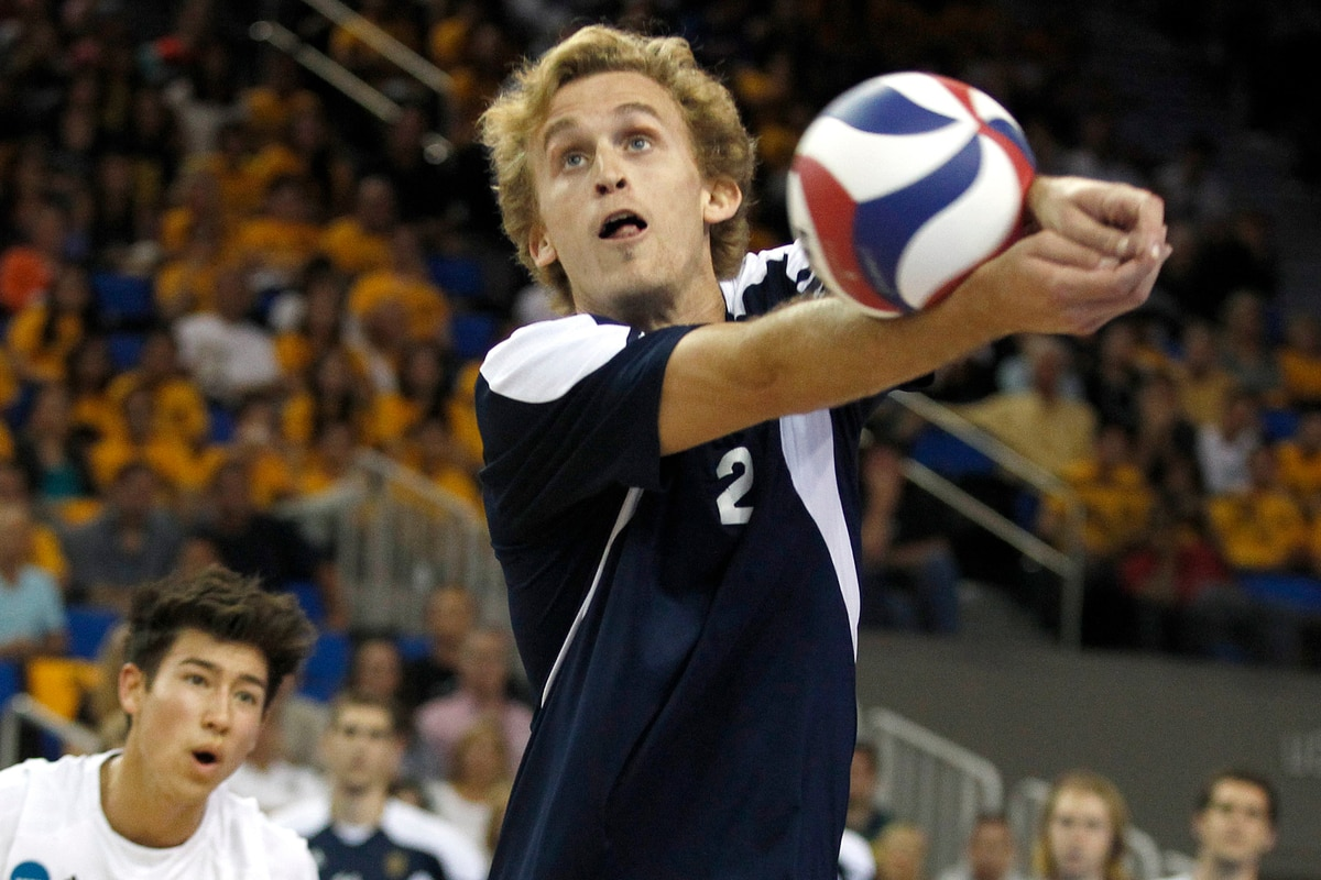 UC Irvine Men's Volleyball