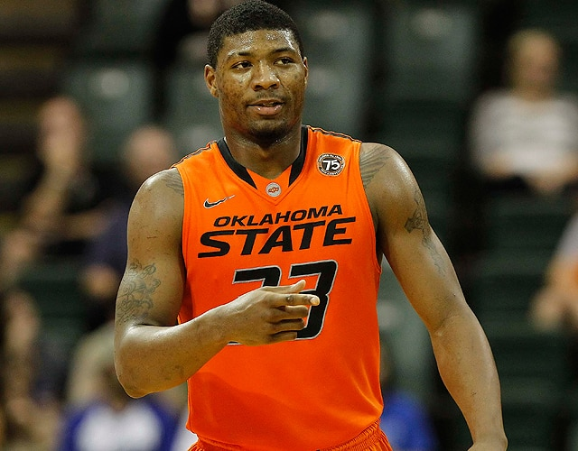 Oklahoma State's Marcus Smart