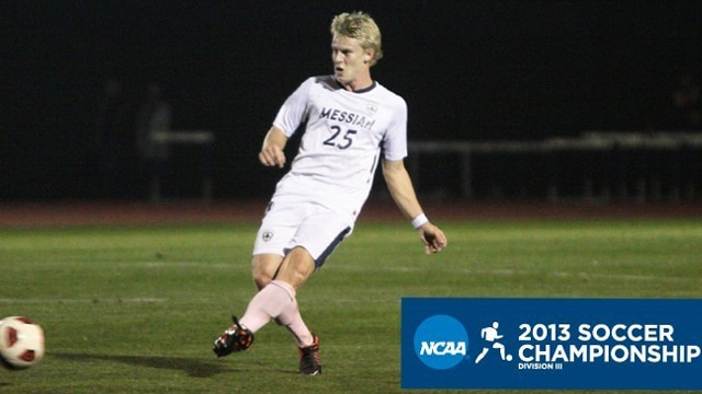 men's soccer, Division III, Messiah