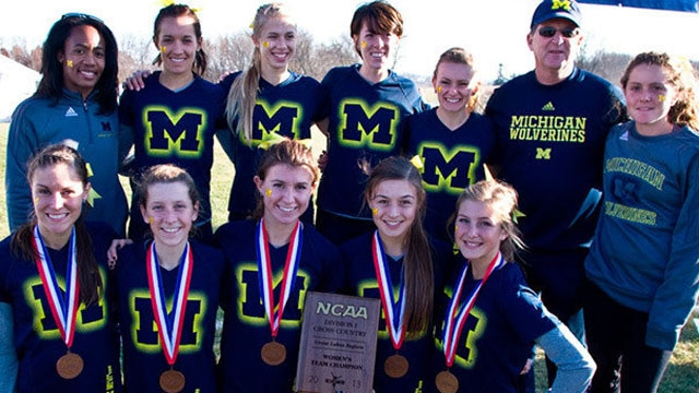 Cross Country, Division I, Michigan
